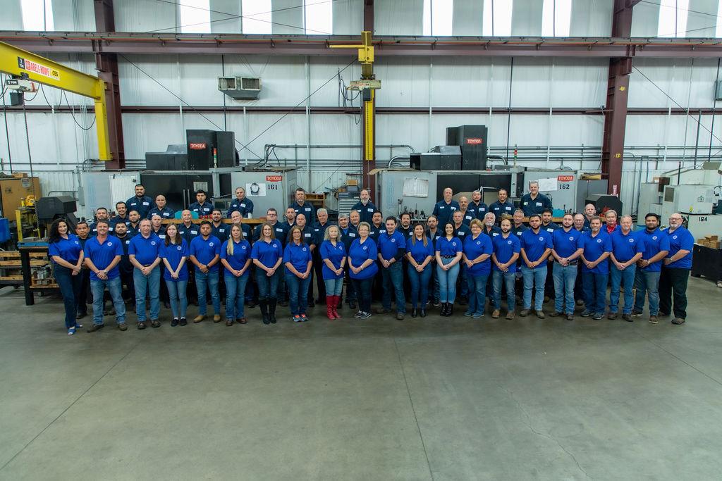 Humble Machine Works team